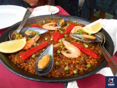 Paella Málaga