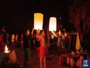 Photo de la nuit de San Juan