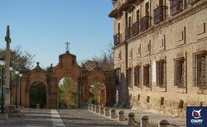 Abadía de Sacromonte, Granada