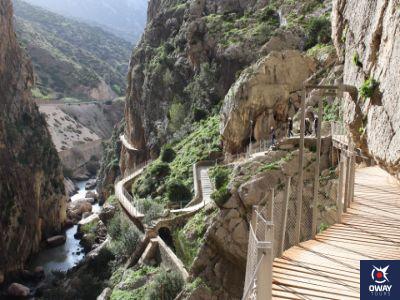 Caminito del Rey Málaga