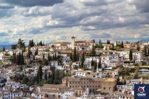 El Albaicín, Granada