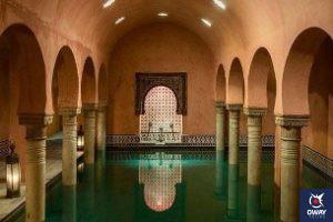 Hammam árabe, Granada