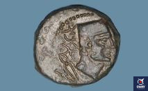 After the settlement of the Phoenicians, Malaka became a flourishing place that even enjoyed its own currency.