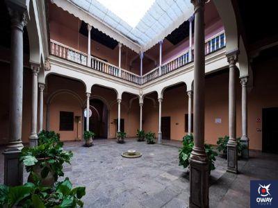 Palacio de los Cordova Granada