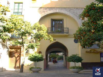 Puerta de Abd al-Aziz Sevilla