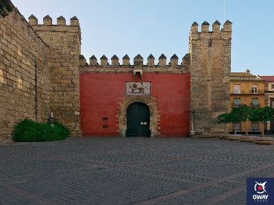 Puerta del León Sevilla