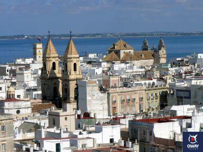 Torre Tavira Cádiz