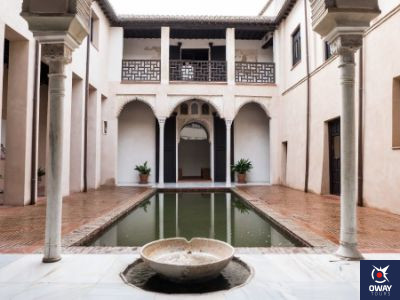 Casa de Zafra Granada