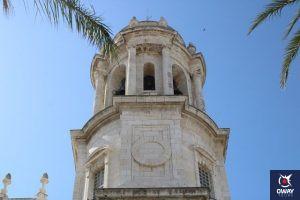 curiosidades sobre la catedral de Cádiz