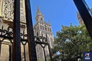 Giralda de la Catedral de Sevilla