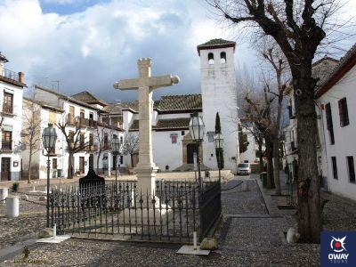 Placeta de San Miguel Bajo Granada
