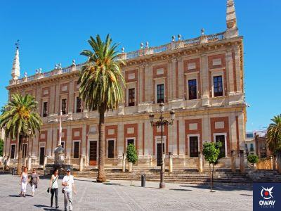Archivo de Indias Sevilla
