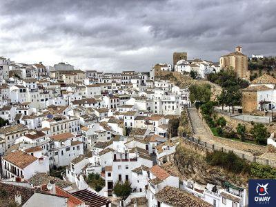 Pueblos blancos Cádiz