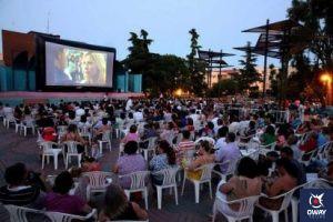Summer Cinema in Cordoba