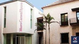 Musée Thyssen Malaga, est un musée dédié à la peinture espagnole du XIXe siècle et du début du XXe siècle, sur les styles costumbrismos et roman.